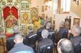В ИК-7 прошла литургия в храме Новомучеников и Исповедников Русской Православной Церкви