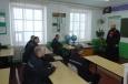 В целях социальной адаптации осужденных, священник Русской Православной церкви отец Владимир провел лекцию для осужденных о семейных ценностях
