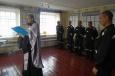 Настоятель Вознесенско-Иннокентьевского храма г. Тары провел торжественное Богослужение в следственном изоляторе № 2