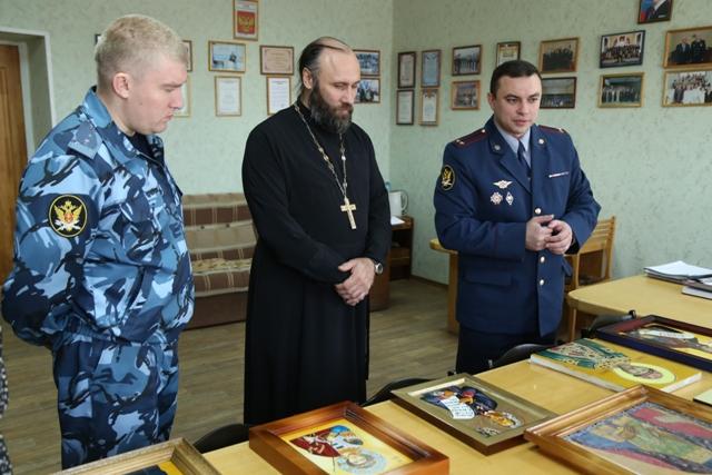 Осужденные омских исправительных учреждений приняли участие во Всероссийском конкурсе православной иконописи «Канон»