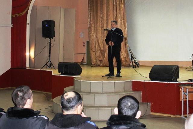 Директор православного центра святителя Луки Крымского Фазиль Ирзабеков посетил исправительные учреждения УФСИН России по Омской области